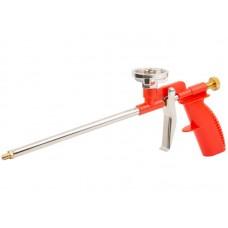 Пистолет д/монтажной пены пластиковый корпус (12шт/уп)