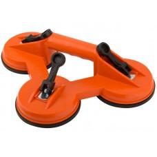 Стеклодомкрат тройной пластик ABS-резина универсальный (12шт/уп)
