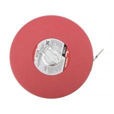 Рулетка землемерная 50м фиброглассовая лента пластиковый корпус (40шт/уп)