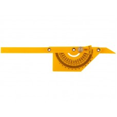 Угломер-квадрант 90-155мм ABS пластик (30/120шт/уп)