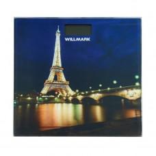 Весы напольные WILLMARK WBS-1811D (макс. вес 180кг, цвета в ассортименте) Париж