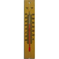 Термометр комнатный деревянный ТБ-206 блистер