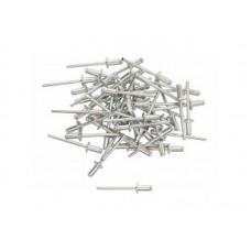 Заклепки вытяжные алюминий-сталь 4х8 (50шт)