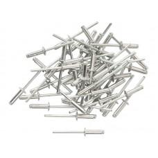 Заклепки вытяжные алюминий-сталь 4х14 (50шт) (200шт/уп)