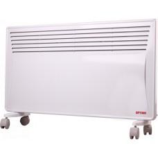 Конвектор OPTIMA CH-1000Y/W (мощность 500-1000Вт, крепление на стену,контроль температуры)