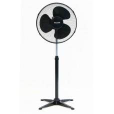 Вентилятор WILLMARK WSF-40B (напольный, 1100мм/480мм/40Вт, 3 скорости, 2шт./упак., черный)
