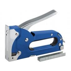 Степлер для узких скоб  тип 53  4-8мм металлический корпус