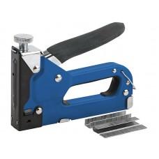 Степлер для широких скоб 3-в-1  тип 140  4-14мм  тип 28  10-12мм  тип 300  10-14мм, метал. корпус