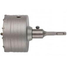 Коронки кольцевые по бетону SDS PLUS хвост-к 100мм (2/8шт/уп)