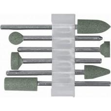 Шарошки силиконово-карбидные , мини , набор 6шт. (60/240шт/уп)