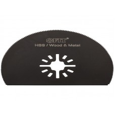 Полотно пильное 80х0,65мм, фрезированное дисковое, Bi-metall Co 8% (20/200шт/уп)