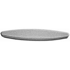Камень правильный овальный 225мм (100шт/уп)
