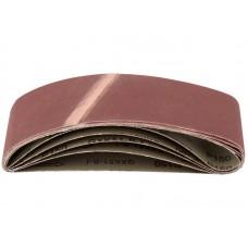 Лента шлифовальная 5шт 75*457мм Р150 на тканевой основе (30/60шт/уп)