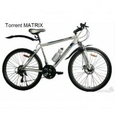 Велосипед Torrent Matrix (26  / 18,5  / Матовый зеленый