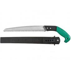 Ножовка садовая с ножнами 300мм (30/60шт/уп)