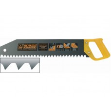 Ножовка по пенобетону Стандарт 500 шаг 15 закругленное полотно (32шт/уп)