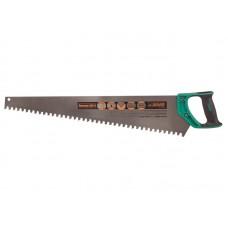 Ножовка по пенобетону Премиум 650К шаг 16 трапецевидная (20шт/уп)