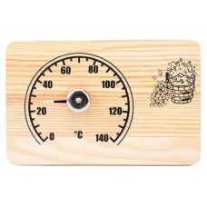 Термометр для бани СБО-2т Прямоуг. картон (СТО-2Т)