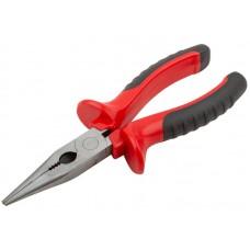 Тонконосы Оптима 165мм красно-черная ручка (6/60шт/уп)