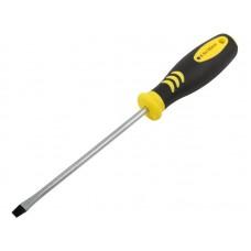 Отвертка Хард 6,5х150мм SL прорезиненная ручка (12/120шт/уп)