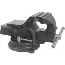 Тиски станочные поворотные усиленные150мм (13кг) (1шт/уп)