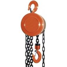 Таль цепная 2,0 т (длина цепи 2,5м), с ручным приводом (1шт/уп)
