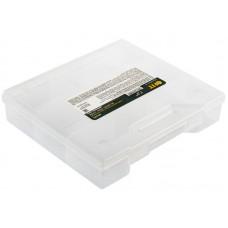 Ящик для крепежа 7,5  18.5х16х4см органайзер (60шт/уп)