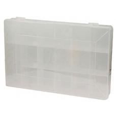 Ящик для крепежа 10  27,5х18,5х4,2см органайзер 17 отделений (50шт/уп)