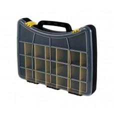 Ящик для крепежа 40х30х6см пластиковый (12шт/уп)