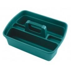 Ящик для крепежа 5 отделений 17,5х16,5х3,6см (25шт/уп)
