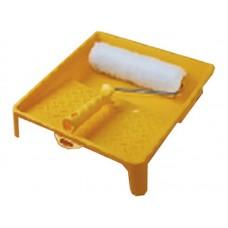 Набор для стен ванна 33х35+валик мех иск 240мм (10шт/уп)