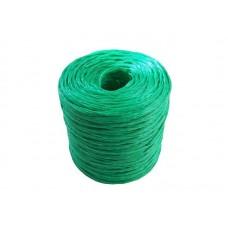 Шпагат полипропиленовый 1000 текс 50м зеленый (100)