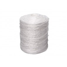 Шпагат полипропиленовый 1000 текс 100м белый