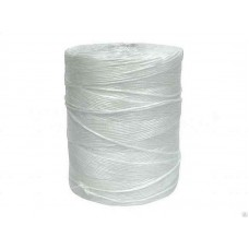 Шпагат полипропиленовый 1000 текс 500м белый (16/14)