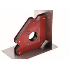 Держатель для сварки 3 угла, магнитный, сцеп. 34кг WILLMARK (6/24шт)