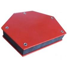 Держатель для сварки 6 углов, сцеп.34кг магнитный WILLMARK (6/24шт)