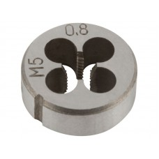 Плашка метрическая 5х0,8мм легированная сталь (250/500шт/уп)