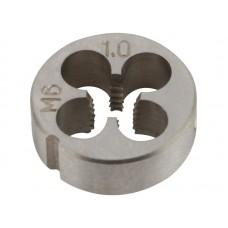 Плашка метрическая 6х1,0мм легированная сталь (200/400шт/уп)