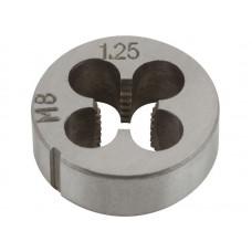 Плашка метрическая 8х1,25мм легированная сталь (120/240шт/уп)