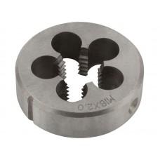 Плашка метрическая 16х2,0мм легированная сталь (50/100шт/уп)