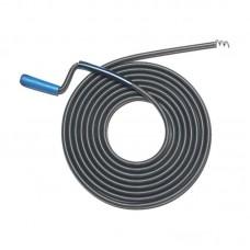 Трос сантехнический пружинный 2,5м d-6,5мм (30шт/уп)