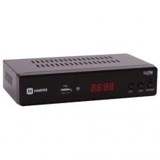 Цифровой телевизионный DVB-T2 приемник HARPER HDT2-5010