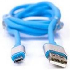 Кабель для зарядки и синхронизации смартфона, телефона, планшета HARPER SCH-330 blue