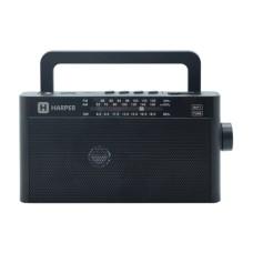 Радиоприёмник HARPER HDRS-377 black