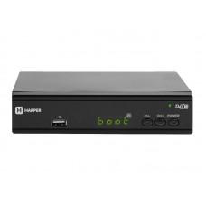 Телевизионный ресивер HARPER HDT2-2030 (DVB-T2)