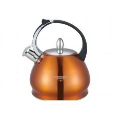 Чайник со свистком  MercuryHaus , MC - 6611 (12) 3.0 л.