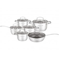 Посуда Набор посуды  MercuryHaus , MC - 7019 (2) 12 предметов 6,1/3,6/2,6/1,9/1,9/2,6 л