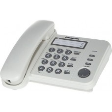 Panasonic KX-TS2352RUW Проводной телефон Панасоник
