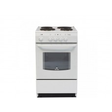 Электрическая плита De Luxe 5004.12э белый
