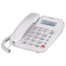 Проводные телефоны teXet TX-250 белый